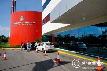 Justiça determina bloqueios que somam R$ 15 milhões em ações sobre esquema com gráficas na ALMT