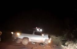MT-220: Motorista e passageiro morrem atropelados por carro ao pararem para checar pneus