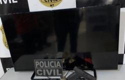 FLAGRANTE: Policiais civis prendem traficante na zona rural de Guarantã do Norte