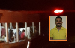 ALTA FLORESTA: Ex-candidato a vereador executado à tiros em frente seus familiares