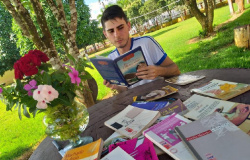 Estudante de Nova Monte Verde tira 940 pontos na redação do Enem e destaca dedicação à leitura