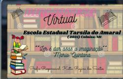 Biblioteca virtual faz sucesso e estimula leitura de alunos e comunidade