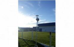 Estação meteorológica é instalada no CT de Sorriso