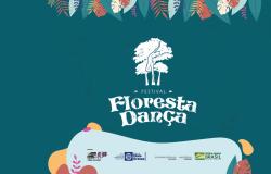 """Cronograma do """"I Festival Floresta Dança"""" é alterado em decorrência do agravamento da pandemia"""