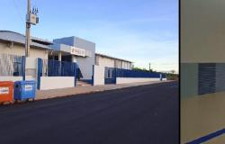 Trabalho em conjunto permite mudança para nova Escola Tiradentes em Lucas do Rio Verde