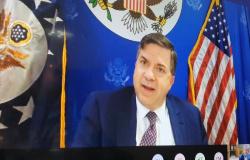 """Embaixador dos EUA: """"É impressionante o trabalho que o Governo de Mato Grosso está fazendo"""""""