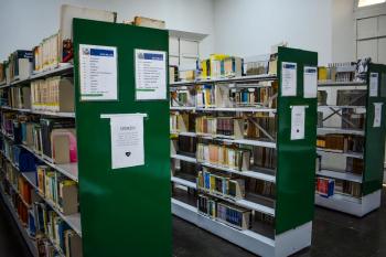 Fotos Para Divulgação Biblioteca - Foto por: João Felipe/Secel-MT
