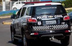 Suspeitos de latrocínio de empresário em Colíder são presos em flagrante pela Polícia Civil