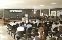 Câmara de AF aprova cessão de uso de lote urbano para a Associação dos Catadores de Materiais Reciclados