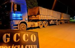 Polícia Civil apreende carga de três toneladas de emulsões explosivas em Peixoto de Azevedo