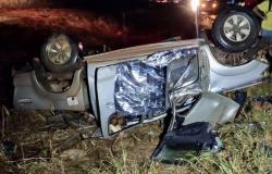 SORRISO: Casal morre e quatro ficam feridos em colisão na BR-163
