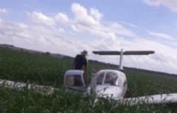 Sinop: Bandidos tentam roubar aeronave da família Dorner