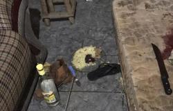 MT - Homem mata amigo à facada e dorme ao lado do corpo esperando a polícia