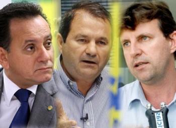 Avalone quer PSDB mirando o Governo; Leitão, Francis e Ari Lafin são as opções