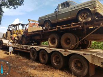 Operação apreende máquinas usadas no desmatamento ilegal e aplica R$ 46,5 milhões em multas