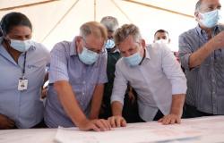 Governador define local e Região Norte terá novo hospital em Alta Floresta
