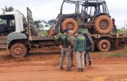 PLANO AMAZÔNIA: Promovidas ações de combate a ilícitos ambientais em áreas prioritárias