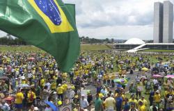 Aprosoja anuncia apoio a movimento de direita e líderes participam de ato no DF