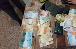Policia Civil de Apiacás detém dois por tráfico de drogas