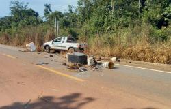 Morador de Guarantã morre após capotar veículo na MT-332 em Matupá