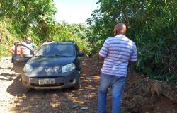 Veículo furtado em Nova Monte Verde é recuperado pela Polícia Civil em Paranaíta