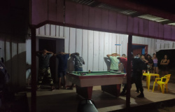 Operação RISP Nova Bandeirantes reforça segurança no Distrito de Japuranã