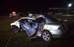 Motorista morre após veículo sair de pista na MT-320