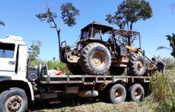 Polícia Civil e Sema combatem desmatamento ilegal e outros crimes nas regiões de Colniza e Aripuanã
