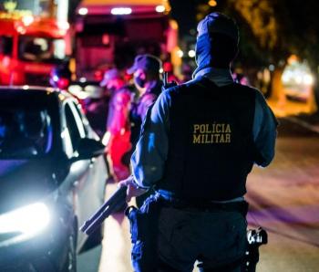 PM prende motorista em flagrante por homicídio, dano e embriaguez ao volante em Sinop