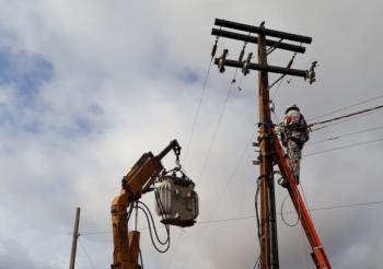 Furto de energia elétrica em Campo Verde (Foto: Divulgação/Energisa)