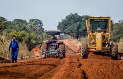 Governo dá ordem de serviço para pavimentação de 58 km da MT-206 entre Paranaíta e Apiacás