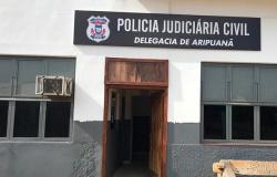 ARIPUANÃ: Homem de 56 anos é preso pela Polícia Civil por abuso sexual contra adolescente de 12 anos