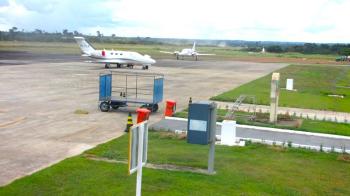 Alta Floresta registra movimento de 11,9 mil passageiros no aeroporto no quadrimestre
