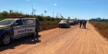 Caça a ladrões do 'Novo Cangaço' em Nova Bandeirantes continua intensa