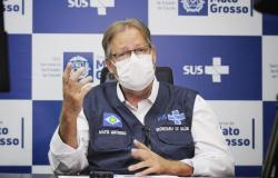 Secretário critica comportamento da população e prevê novo colapso em MT