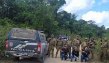 Delegado não descarta participação de facções em roubos a bancos em Nova Bandeirantes