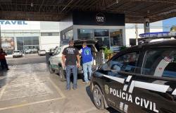 """Polícia flagra fraude e """"lacra"""" bomba em posto de combustível em Mato Grosso"""