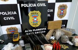 Alta Floresta: advogado e mulher são detidos por suposta ligação com Comando Vermelho