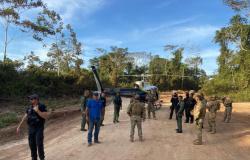 Nova Monte Verde: GCCO prende dois envolvidos em assalto de Nova Bandeirantes