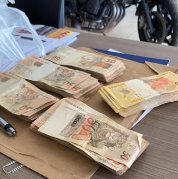 Suspeitos de roubo a Banco em Bandeirantes tentaram comprar carro à vista em Nova Monte Verde