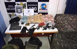 NOVA BANDEIRANTES : Forças de Segurança já recuperaram R$ 288 mil e identificaram 8 suspeitos de roubo a cooperativas