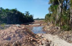 Alta Floresta: Melhorias em estradas rurais propicia melhor trafegabilidade