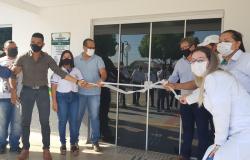 Prefeito de Paranaíta entrega obra de reforma e revitalização do Posto de Saúde PSF-4
