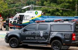 Nova Bandeirantes: suspeito foge ao ver agentes do Bope na mata