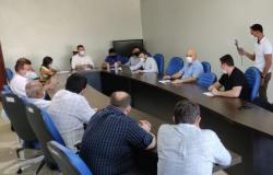 Prefeitos do Consórcio Portal da Amazônia se reúnem para discutir patrulha destinada pelo governo