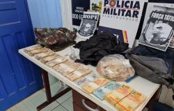 Nova Bandeirantes: Polícia recupera quase meio milhão de reais de roubo em cooperativas