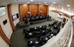 Assembleia gasta R$ 2,3 milhões com passagens e diárias em 4 meses
