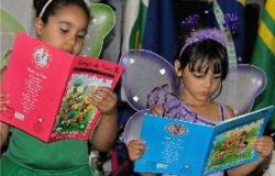 Projeto de leitura apoiado pelo MPT e pela Justiça do Trabalho em Mato Grosso concorre ao Prêmio Innovare