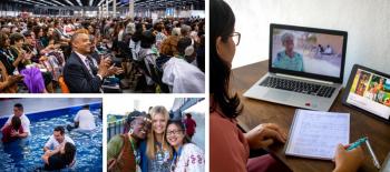 Congresso mundial sobre a fé unirá milhões de pessoas
