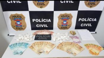 Polícia Civil prende traficante que atuava a mando de facção criminosa em Juara
